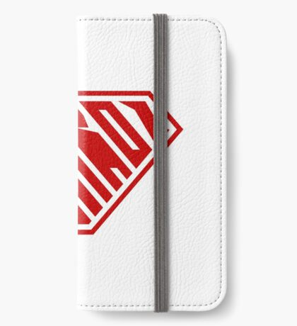 Arroz SuperEmpowered (Red) iPhone Wallet