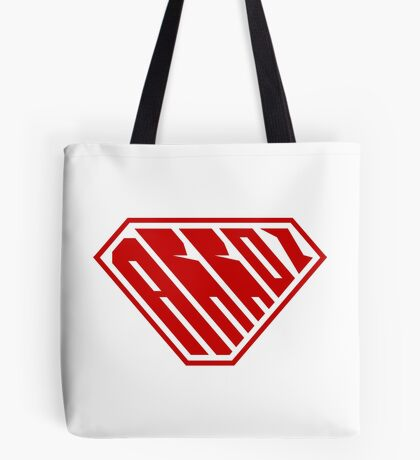 Arroz SuperEmpowered (Red) Tote Bag