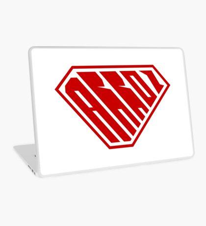 Arroz SuperEmpowered (Red) Laptop Skin