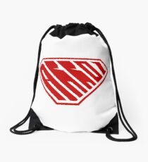Arroz SuperEmpowered (Red) Drawstring Bag