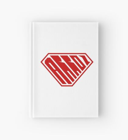 Arroz SuperEmpowered (Red) Hardcover Journal