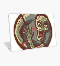 Zombies All Around Laptop Skin
