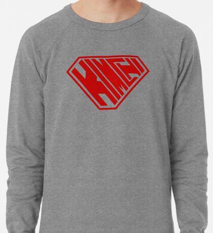 Kimchi SuperEmpowered (Red) Lightweight Sweatshirt