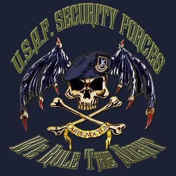 Security Forces Carpe Noctum by ZeroAlphaActual