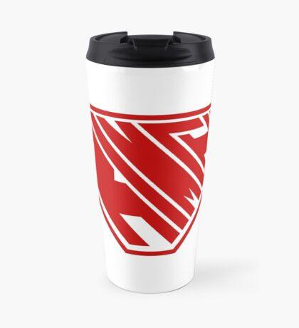 Kimchi SuperEmpowered (Red) Travel Mug