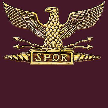 Legion Eagle Gold by ZeroAlphaActual