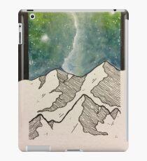 Backdrop Mountains iPad Case/Skin