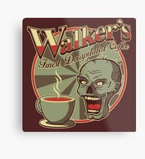 Walker's Decap Coffee Metal Print