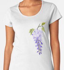 Wisteria Women's Premium T-Shirt