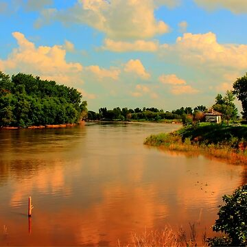 Assiniboine River...HDR by umpa1
