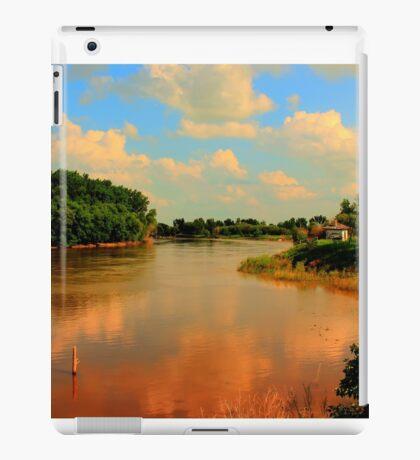 Assiniboine River...HDR iPad Case/Skin