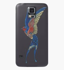 Swallow Totem Case/Skin for Samsung Galaxy