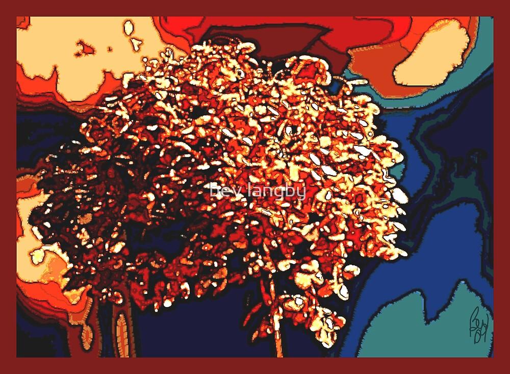 Tree of Hope / homage to Steve Irwin by bev langby