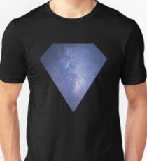 Diamond Milky Way  Unisex T-Shirt
