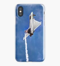 Eurofighter Typhoon - Venting ! - Farnborough 2014 iPhone Case/Skin