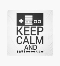 KEEP CALM AND GAME ON Scarf