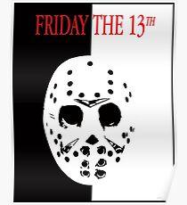 Jason Scarface Poster