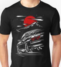 Nissan Silvia s13 | Haruna  Unisex T-Shirt