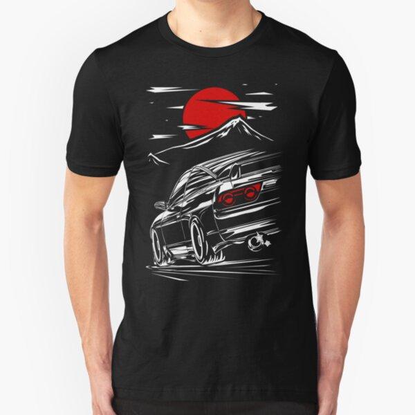 Nissan Silvia s13 | Haruna Slim Fit T-Shirt
