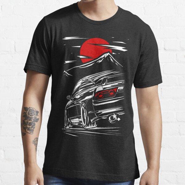 Nissan Silvia s13   Haruna  Essential T-Shirt