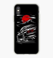 Nissan Silvia s13 | Haruna iPhone-Hülle & Cover