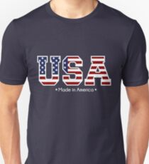 USA Made in America  Unisex T-Shirt
