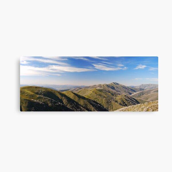 Mt Feathertop, Alpine National Park - Australia Canvas Print