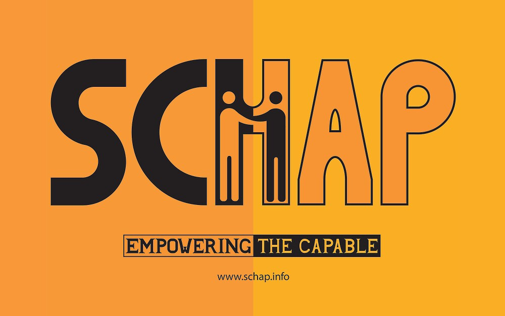 SCHAP logo (w/ website) by JasonBrown