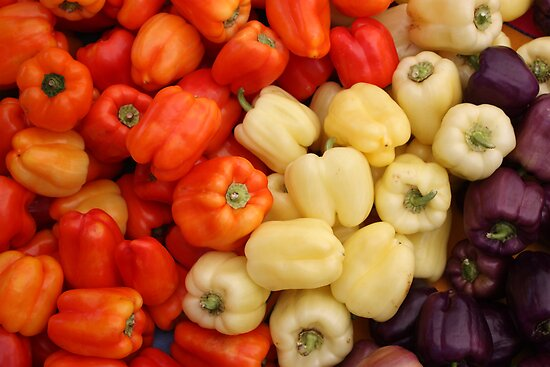 Capsicum by Jonathan Russell