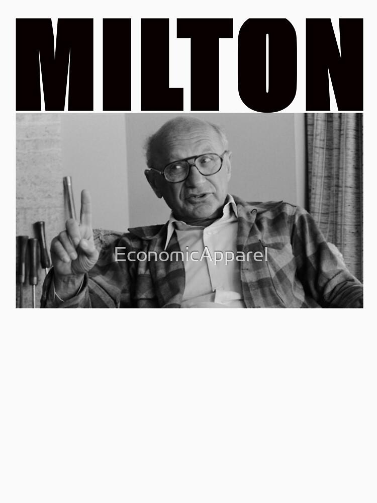 Milton Friedman von EconomicApparel