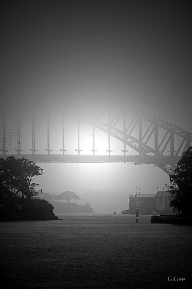 Through the Fog by GiGee