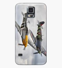 A Close Pass - HDR -Dunsfold 2014 Case/Skin for Samsung Galaxy