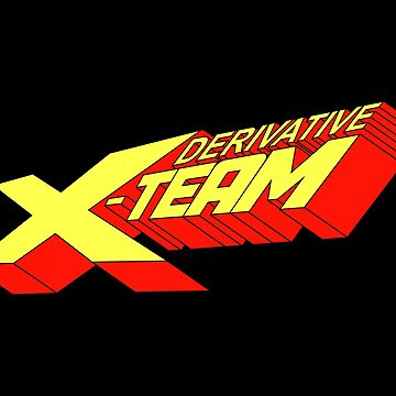 Derivative X-Team by pufahl