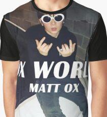 MATT OX Graphic T-Shirt
