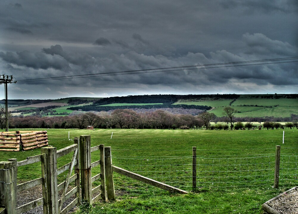 Before the rain by bev0191