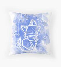 Origami Fox Floor Pillow