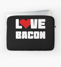 Bacon lovers funny/loving shirt Laptop Sleeve