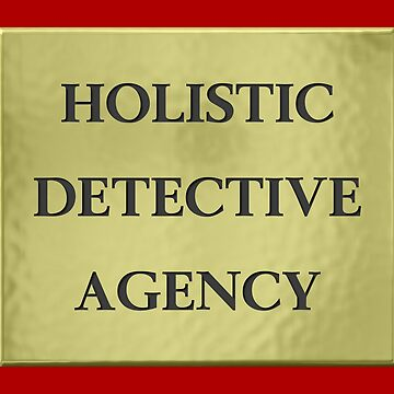 Holistic Detective Agency by mrfictional