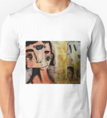 A Woman with Braces Unisex T-Shirt