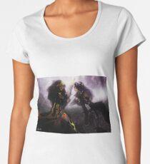 Anthro Series: Continuing Nemesis Women's Premium T-Shirt