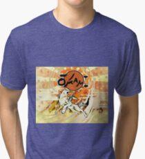Okami Tri-blend T-Shirt