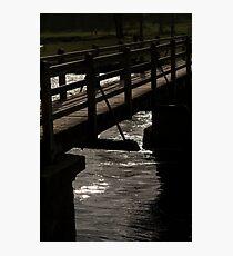BOLTON ABBEY bridge Photographic Print
