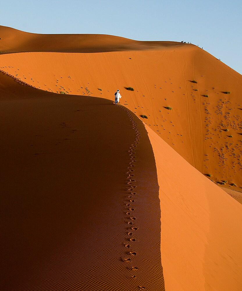 Erg Chebbi, Morocco by Frank Alvaro