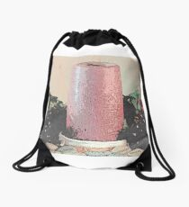 Peace and Harmony No. 1 Drawstring Bag