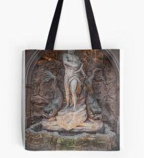 The Neptune Fountain Tote Bag