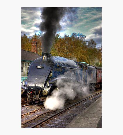 No 60007  Sir Nigel Gresley Photographic Print