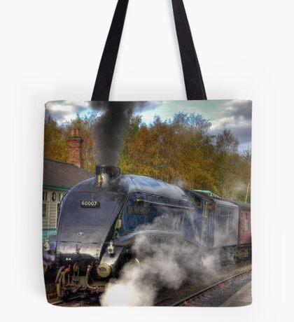 No 60007  Sir Nigel Gresley Tote Bag
