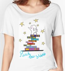 Reach the stars Women's Relaxed Fit T-Shirt