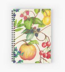 The Joy Of Summer Spiral Notebook