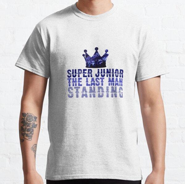 Super Junior The Last Man Standing Classic T-Shirt